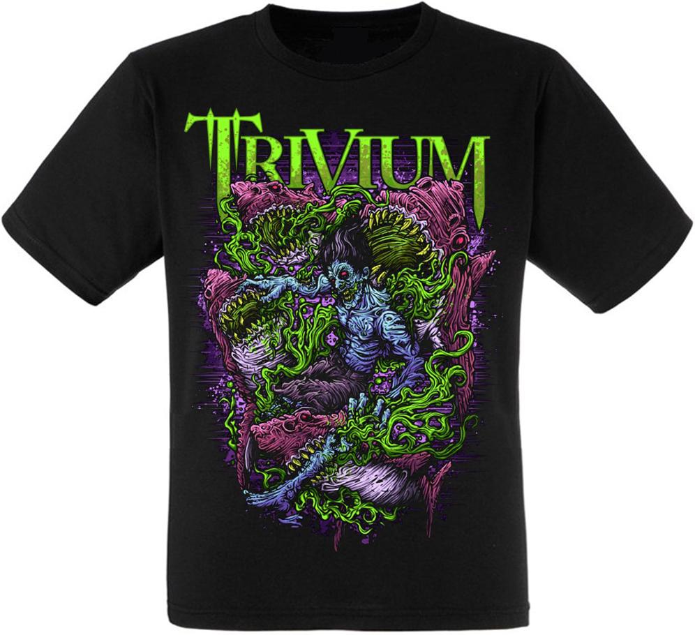 "Футболка Trivium ""Sharks"""
