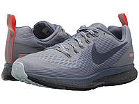 Кроссовки Кеды (Оригинал) Nike Air Zoom Pegasus 34 Shield Wolf Grey Thunder 4d1c65f934451