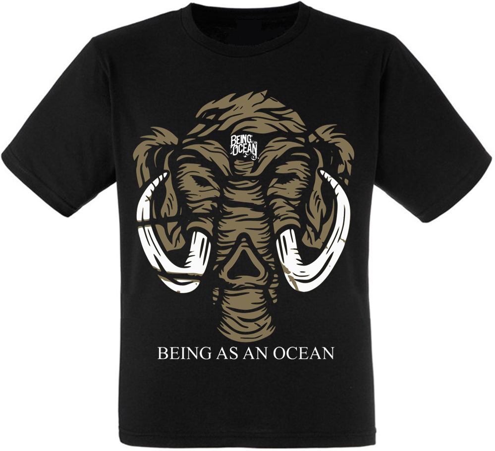Футболка Being As An Ocean ''Elephant''