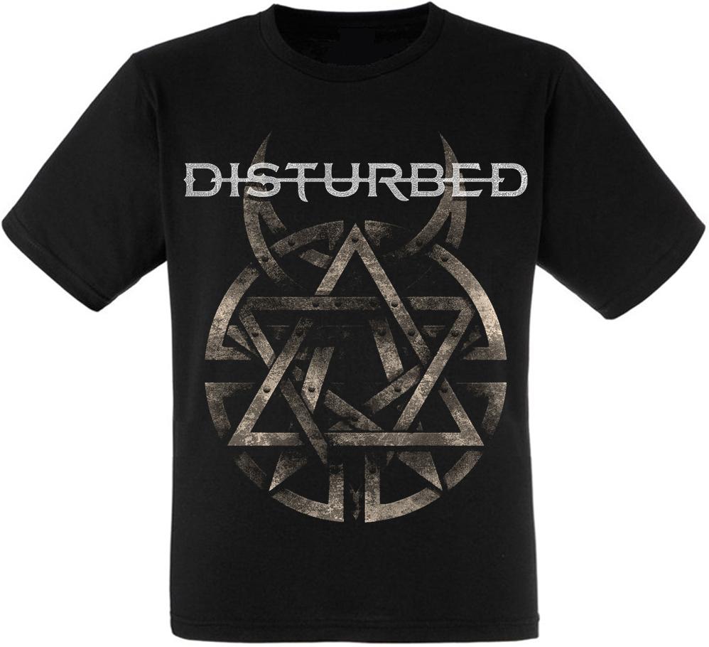 """Футболка Disturbed """"Symbol"""""""