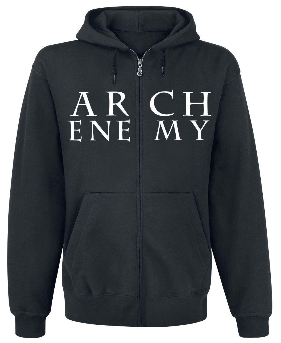 Толстовка с молнией Arch Enemy - Logo & Symbols