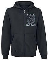 Толстовка с молнией Black Sabbath - Creature Maze