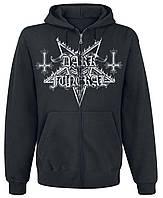 Толстовка с молнией Dark Funeral - Satanic Symphonies