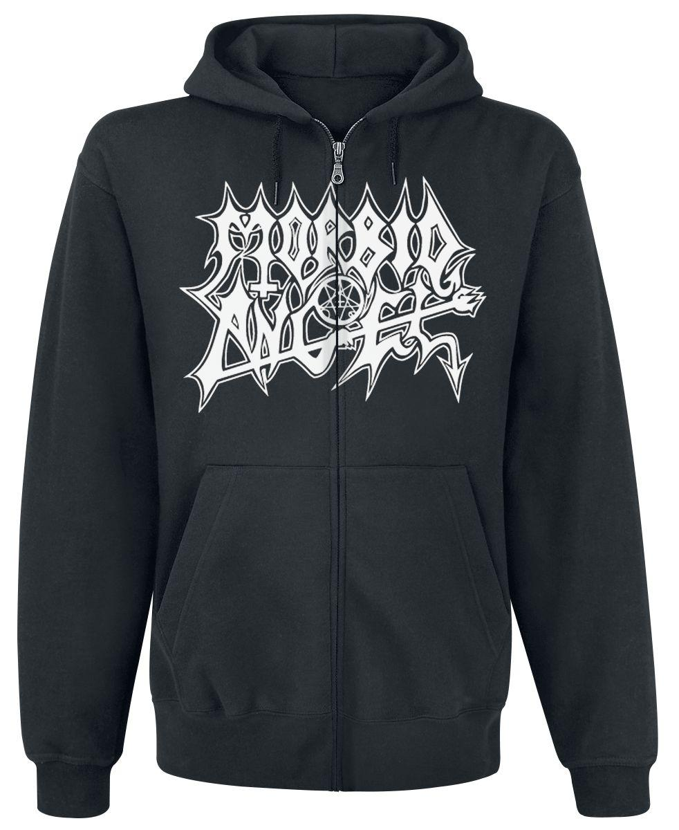 Толстовка з блискавкою Morbid Angel - Extreme Music