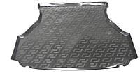 Skoda Fabia 3 (2015-) - коврик багажника пластиковый (полиэтилен)