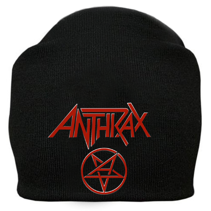Шапка Anthrax