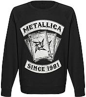 "Свитшот Metallica ""Since 1981"" M"