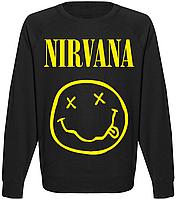 Свитшот Nirvana (logo)