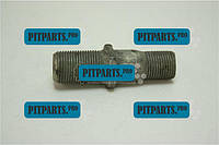 Шпилька колеса ЗИЛ-130 передн (лев. резьб) ЗИЛ 131 (123В-3103071)