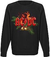 Свитшот AC/DC - Holiday Wish List