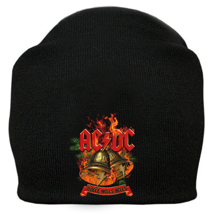 Шапка AC/DC - Jingle Hells Bells