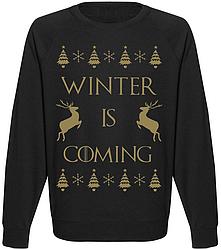 Мужской свитшот Game Of Thrones - Winter Is Coming