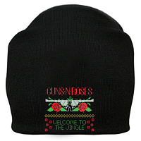 Шапка Guns N' Roses - Welcome To The Jingle
