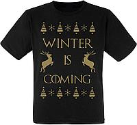 Футболка Game Of Thrones - Winter Is Coming