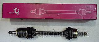 Привод переднего колеса ВАЗ 2110 в сборе с гранатой левый (пр-во БелМаг)