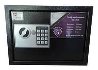Мебельный сейф Ferocon БС-25Е.9005, фото 1
