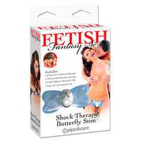 Клиторальный электростимулятор - Shock Therapy Butterfly Stimulator, фото 1