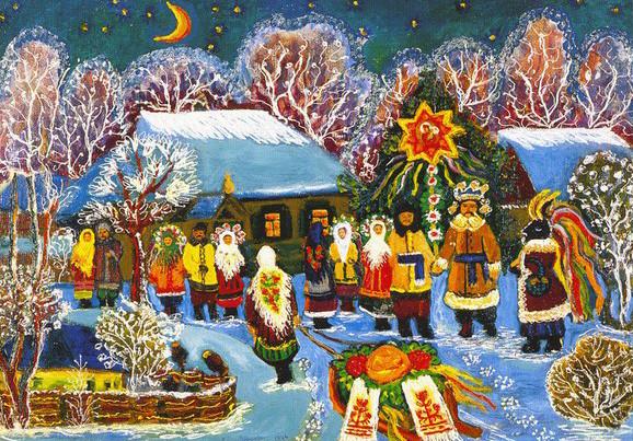 З Різдвом і 8 січня ми вже працюєм :-)