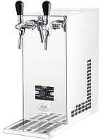 Аппарат газводы барный (сатуратор + охладитель) - 20 л/ч - SODA PYGMY, Lindr, Чехия