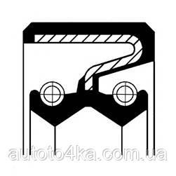 Сальник кулисы КПП AutoMega 190020221
