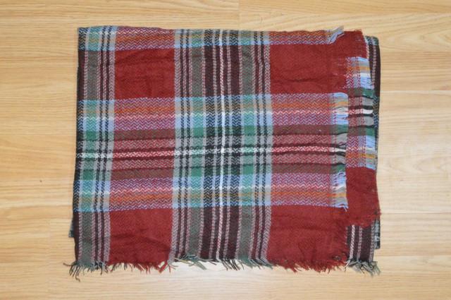 Платок шарф плед Леони Фото 2