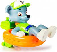 Рокки, заводная игрушка для ванной (14 см), Paw Patrol (SM16631/7306)