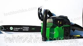 Бензопила  CRAFT-TEC 5000