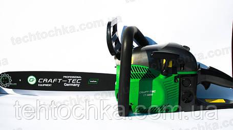 Бензопила  CRAFT-TEC 5000, фото 2