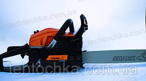 Бензопила Shark CS 4500 E, фото 2