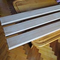 Заміна деревяних заготовок для лавок і мусорок
