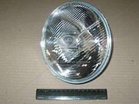 Фара левая=правая Р45 (стекло+отражатель) без подсв., с экраном лампы ВАЗ 2101,-02,-21 (Форм.света)