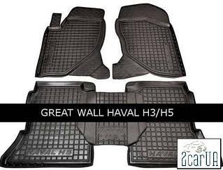 Коврики в салон Avto-Gumm для Great Wall Haval H5