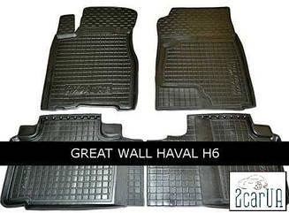 Коврики в салон Avto-Gumm для Great Wall Haval H6