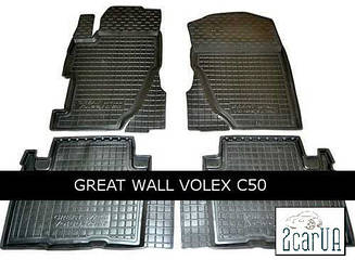 Коврики в салон Avto-Gumm для Great Wall Volex C50