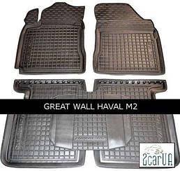 Коврики в салон Avto-Gumm для Great Wall Haval M2