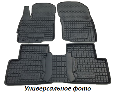 Полиуретановые коврики в салон Opel Omega B (Avto-Gumm)