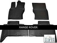 Полиуретановые коврики в салон Range Rover Sport (2014>) (Avto-Gumm)