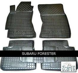 Коврики в салон Avto-Gumm для Subaru Forester 2008-
