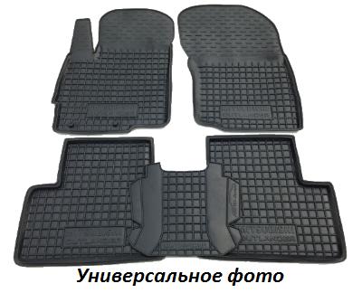 Полиуретановые коврики в салон Volkswagen Passat B 8 (2015>) (A