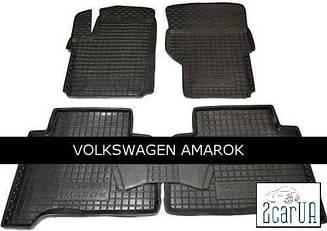 Коврики в салон Avto-Gumm для VW Amarok