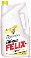 Professional Antifreeze FELIX® ENERGY (антифриз Феликс желтый 5 кг)