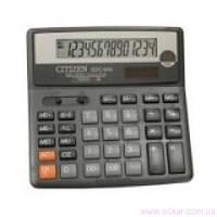 Калькулятор Citizen SDC-640 настольный большой (10) [236020]