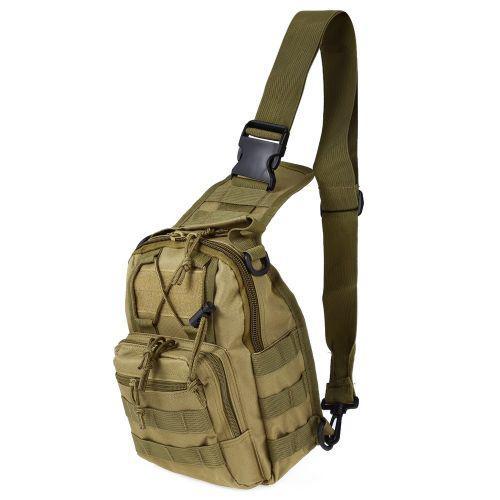 Тактическая военная сумка рюкзак OXFORD 600D Green