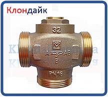 Gross антиконденсационный термостатический смесительный клапан 1' 55°C