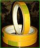 Скотч поліпропіленовий 12мм х 10м х 90мкм, двосторонній прозорий