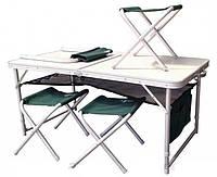 Туристический стол со стульями Ranger TA 21407+FS21124, фото 1
