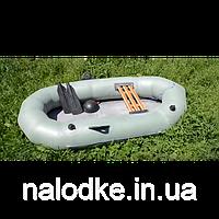 Крепкая устойчивая надувная резиновая лодка Стриж с уключинами. Отличное качество. Доступная цена. Код: КГ3078