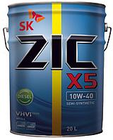 ZIC X5 10W-40 Diesel 20л