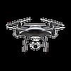 Квадрокоптер DJI Phantom 4 Pro (Obsidian Edition) без пульта и зарядного устройства