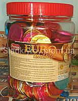 Шоколадные монеты 540 гр